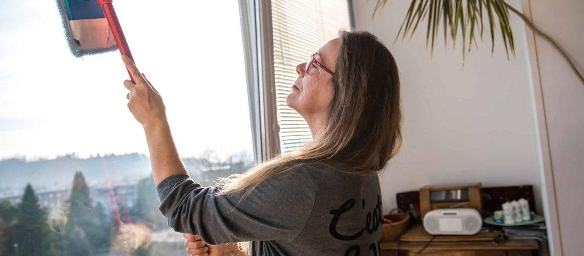 Poetsvrouw regio Gent via (elektronische) dienstencheques